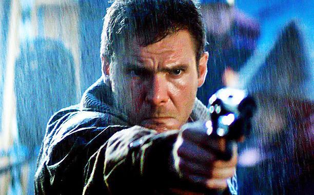 Rick Deckard, personaggio di Blade Runner interpretato da Harrison Ford