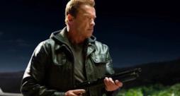 Arnold Schwarzenegger nel ruolo di Terminator