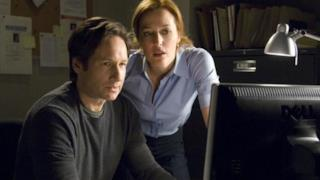 Mulder e Scully di X-Files