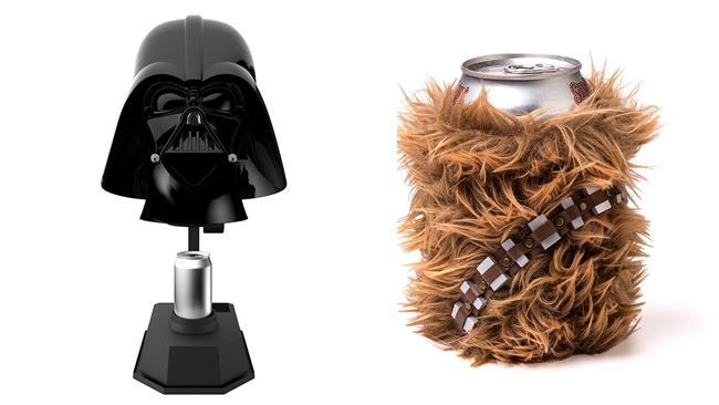 I can cooler di Darth Vader e Chewbacca