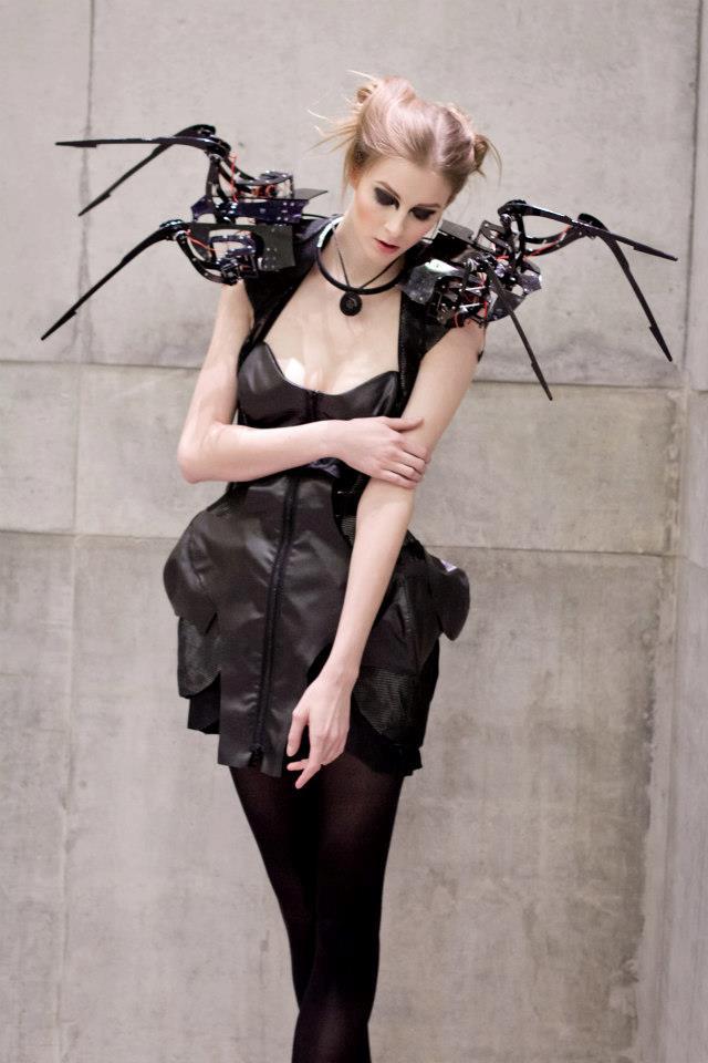 Lo Spider Dress originale nel 2013