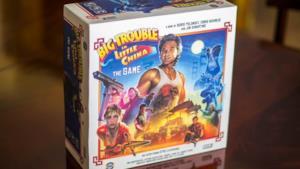 La scatola di Grosso Guaio A Chinatown: Il gioco