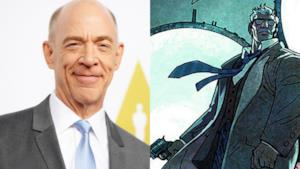 Justice League: J.K. Simmons sarà il commissario Gordon