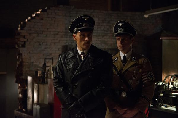 Nazisti nella serie basata su La Svastica sul Sole