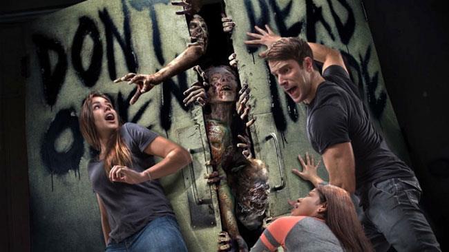 Gli Universal Studios puntano tutto sull'attrazione permanente ispirata a The Walking Dead