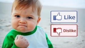 Successo: Facebook si prepara a lanciare il pulsante Non Mi Piace