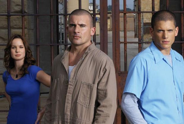 Tre dei protagonisti storici delle vecchie serie di Prison Break