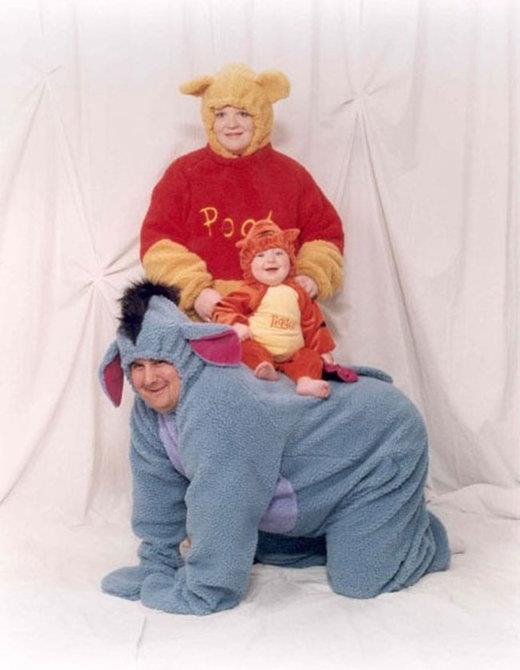 Winnie the Pooh, Tigro e Hi-Ho