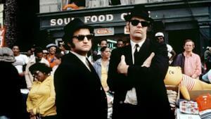 Lo storico duo Blues Brothers torna in TV in una serie animata