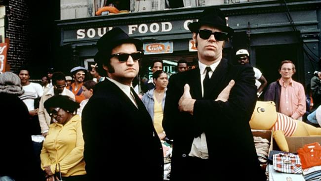 Lo storico duo Blues Brothers torna in TV in una serie animata