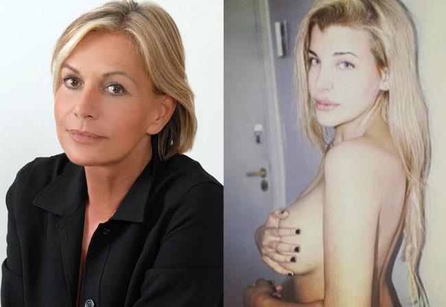 Catherine Spaak vs Charlotte Caniggia