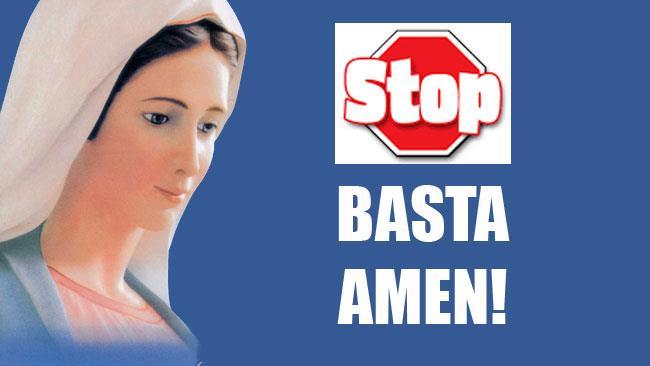 Radio Maria dice stop agli Amen!