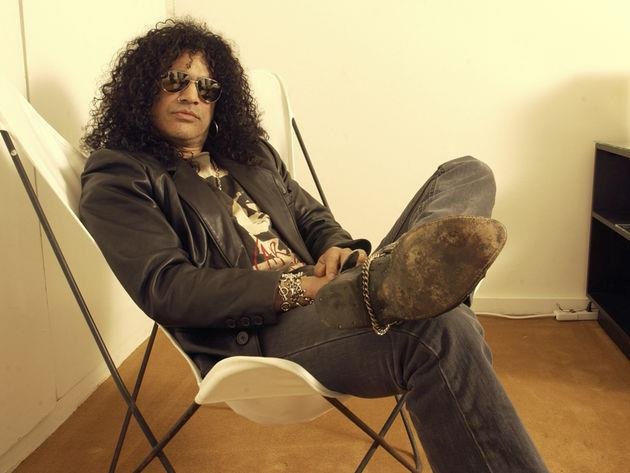 Slash il chitarrista