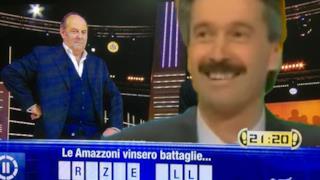 Il Signor Giancarlo a Caduta Libera