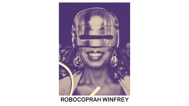 Mashup di Robocop e Oprah