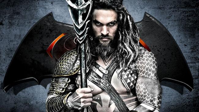 Aquaman sarà in Batman v Superman