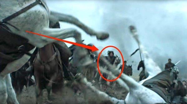 Jon Snow nel trailer di Game of Thrones 6