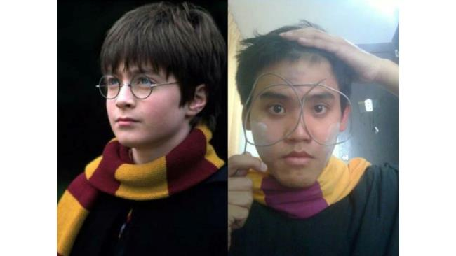 Cosplay di Harry Potter
