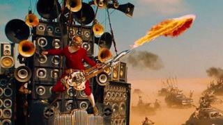 Doof Warrior in Mad Max: Fury Road
