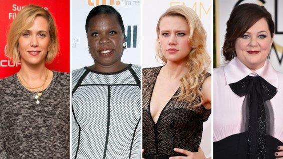 Il cast del nuovo film dei Ghostbusters