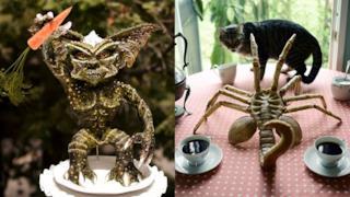 Le torte dei Gremlins e altre mostruose delizie da gustare!