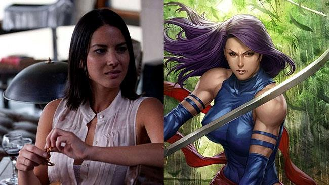 Olivia Munn sarà Psylocke in X-Men: Apocalypse
