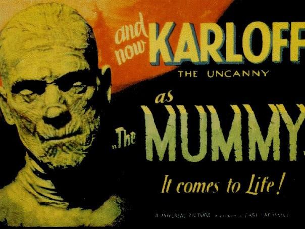 Wallpaper de La Mummia - film 1932
