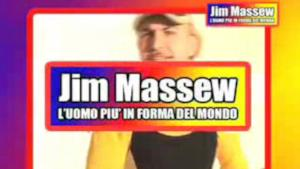 Il ritorno di Jim Massew