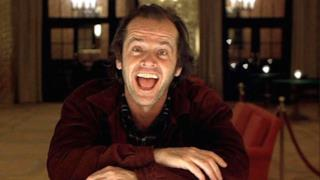 Una scena dell'originale film The Shining