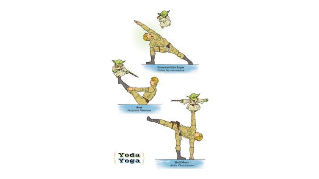 Senza Yoda nulla puoi