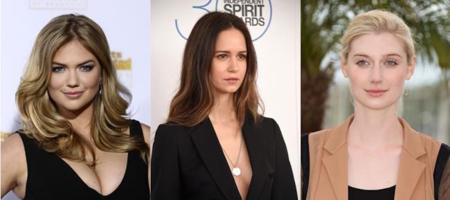Alcune delle attrici candidate al ruolo di Tina nello spin-off di Harry Potter