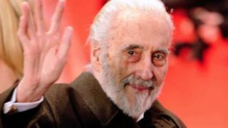 Christoper Lee: muore a 93 anni una stella del cinema