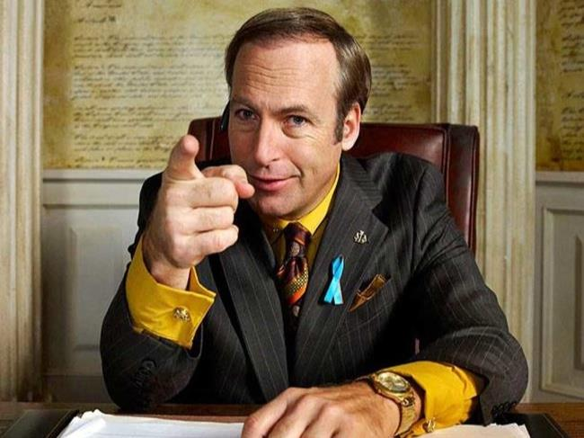 Saul Goodman di Better Call Saul