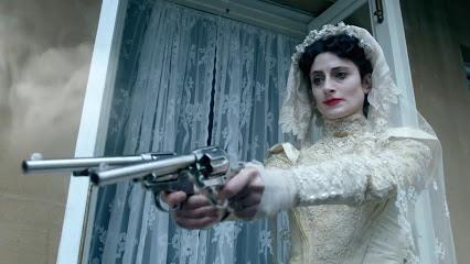 Immagine inedita dell'abominevole sposa dell'episodio speciale di Sherlock