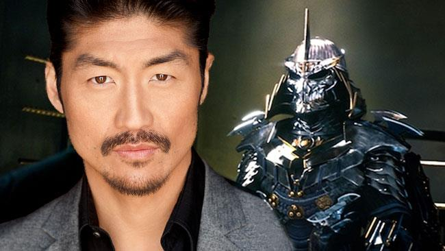 Brian Tee è il nuovo Shredder di Tartarughe Ninja 2