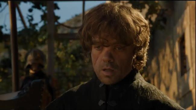 Tyrion sorpreso