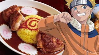 Naruto e le specialità ispirate al manga