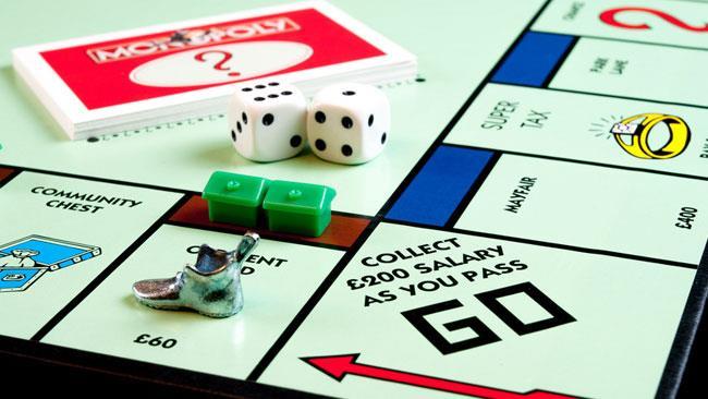 Il gioco del Monopoly