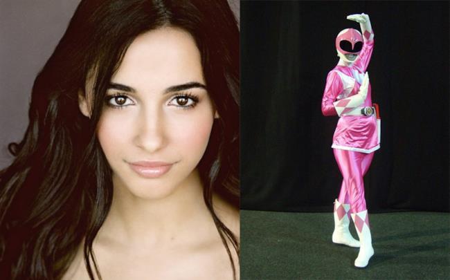 Power Rangers, nuovi dettagli sul film, Naomi Scott nel ruolo di Ranger Rosa