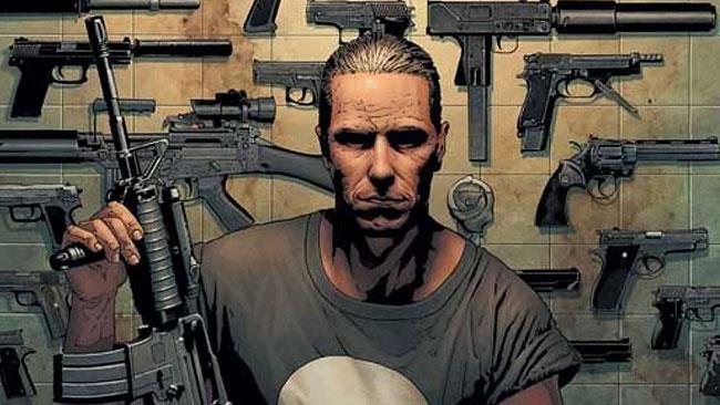 Frank Castle nei fumetti