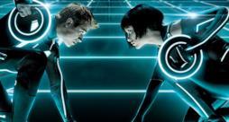 I protagonisti di Tron: Legacy