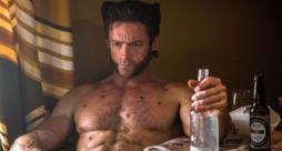 Hugh Jackman nei panni di Wolverine