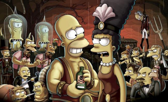 Gli special di Halloween dei Simpson, Treehouse of Horror