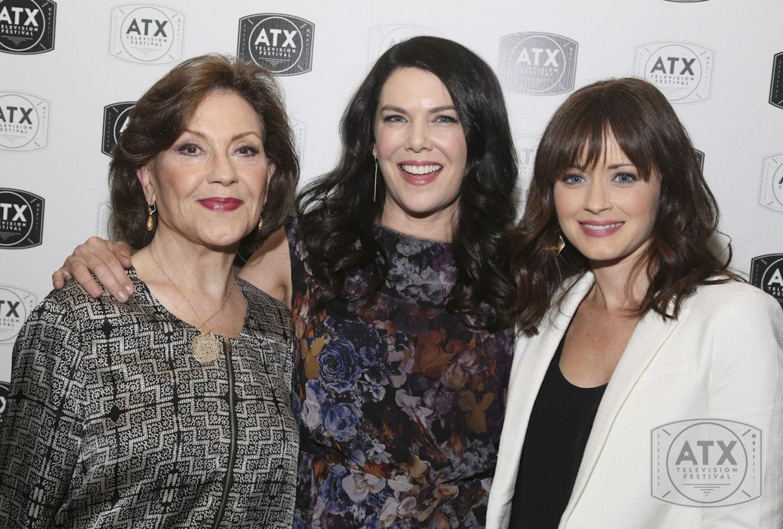 Le tre donne della famiglia Gilmore