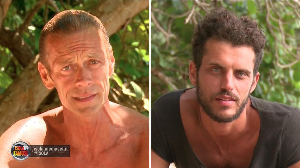All'isola è Rocco Siffredi vs Andrea Montovoli
