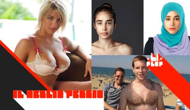 Collage di foto più viste su FlopTV