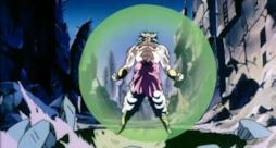 Il Super Sayan della leggenda si mostra in un'immagine di DB Z
