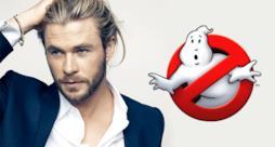 Chris Hemsworth passa dagli Avengers ai Ghostbusters
