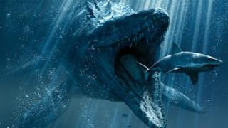 Le attrazioni di Jurassic World