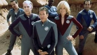 Il cast di Galaxy Quest